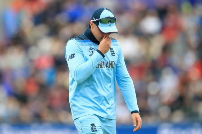 Jason Roy will miss games against Afghanistan and Sri Lanka