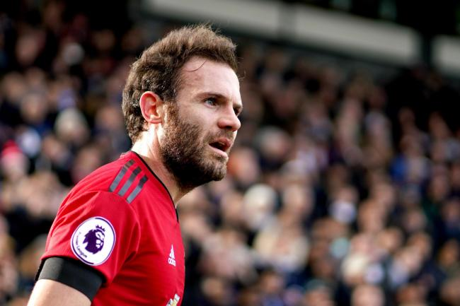 Juan Mata is closing in on a new deal