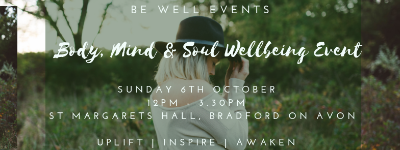 Body, Mind & Soul Wellbeing Event