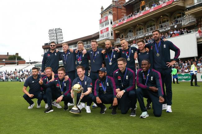 England's World Cup triumph can empower cricket across the nation, according to ECB chief Tom Harrison