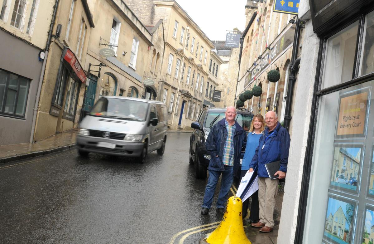 Could a one way system solve Bradford on Avon's traffic problems