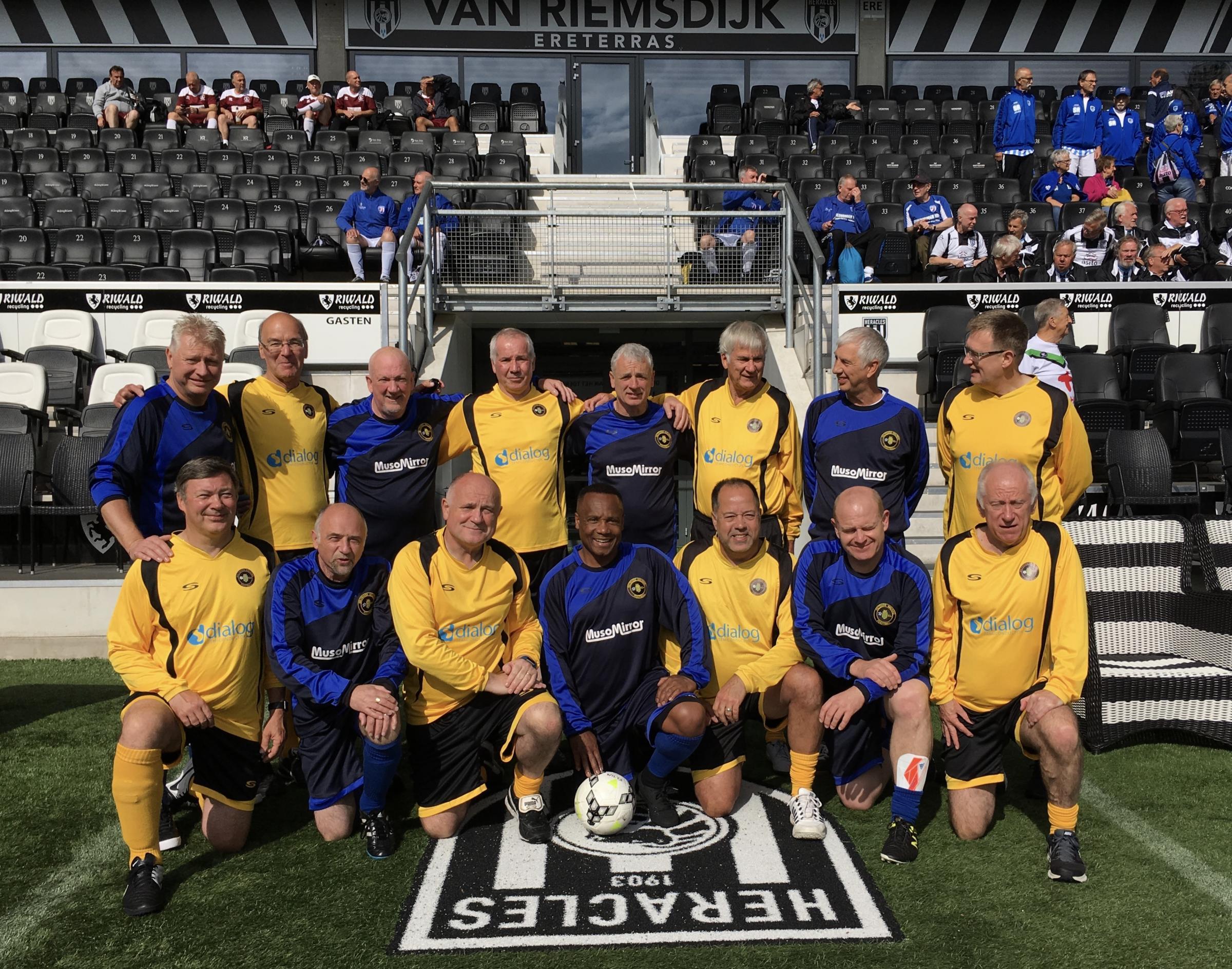 Tackling prostate cancer together