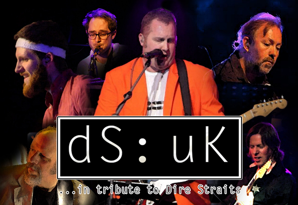 DS:UK...in Tribute to Dire Straits at Melksham Assembly Hall