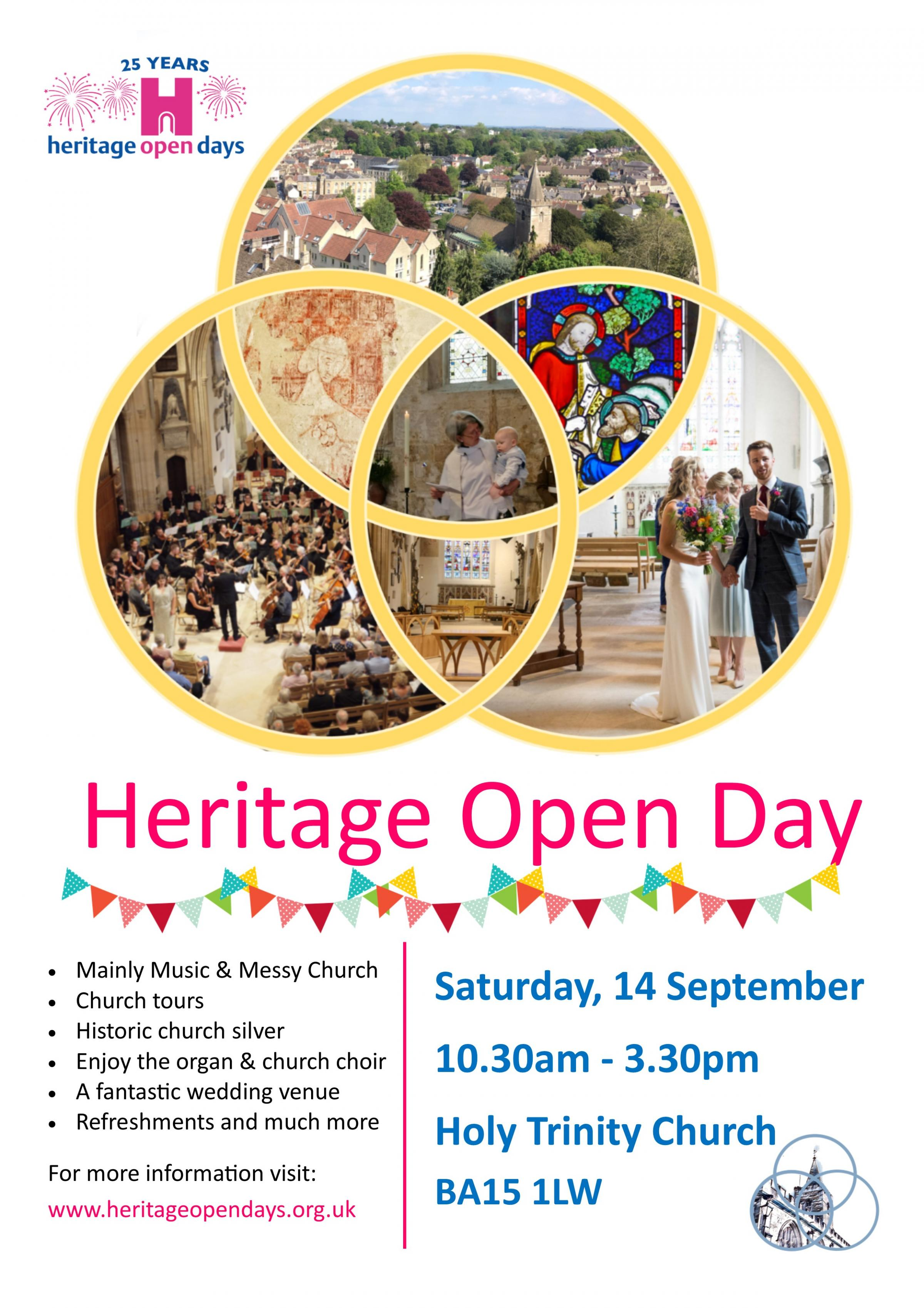 Heritage Open Day @ Holy Trinity