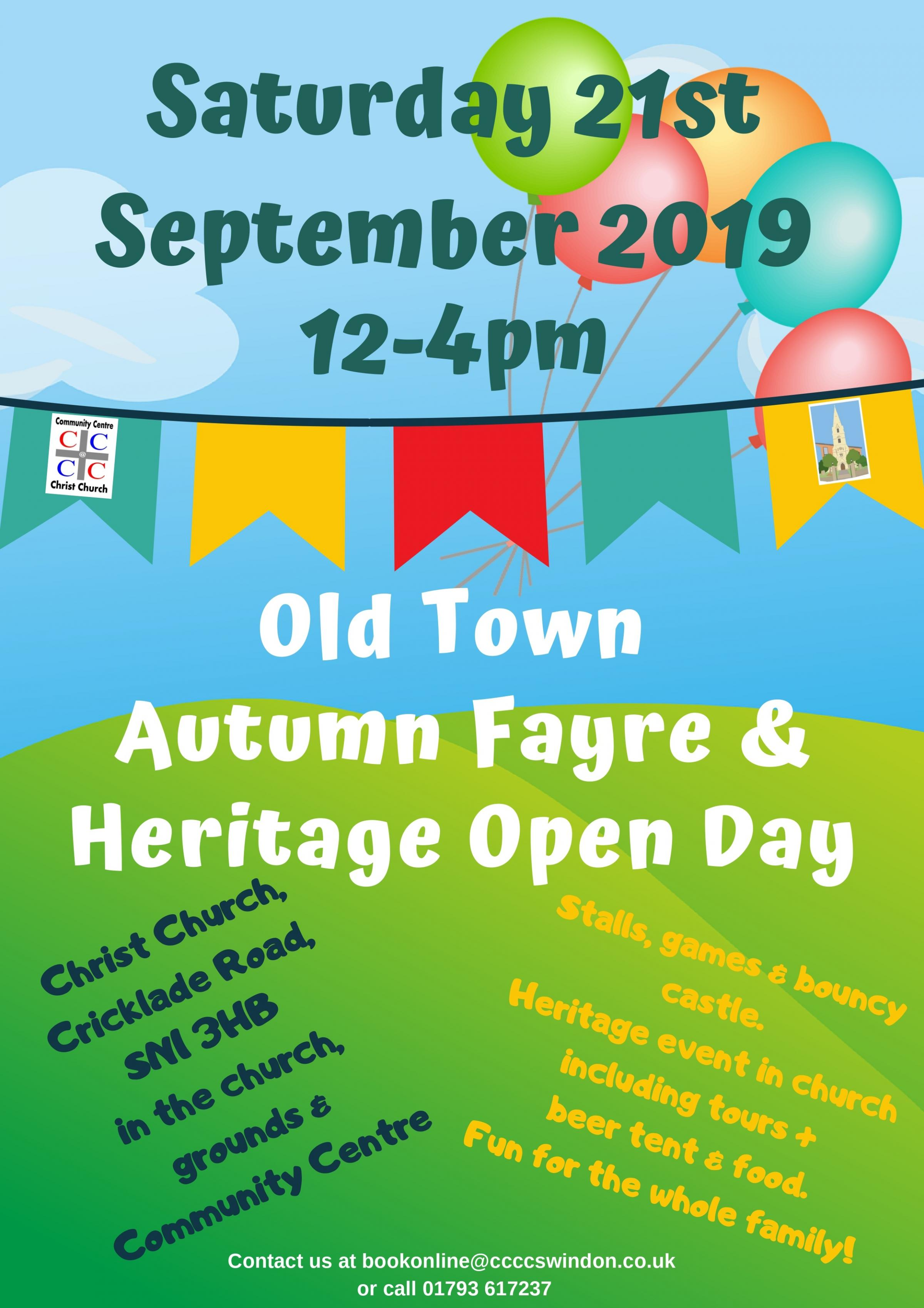 Old Town Autumn Fayre