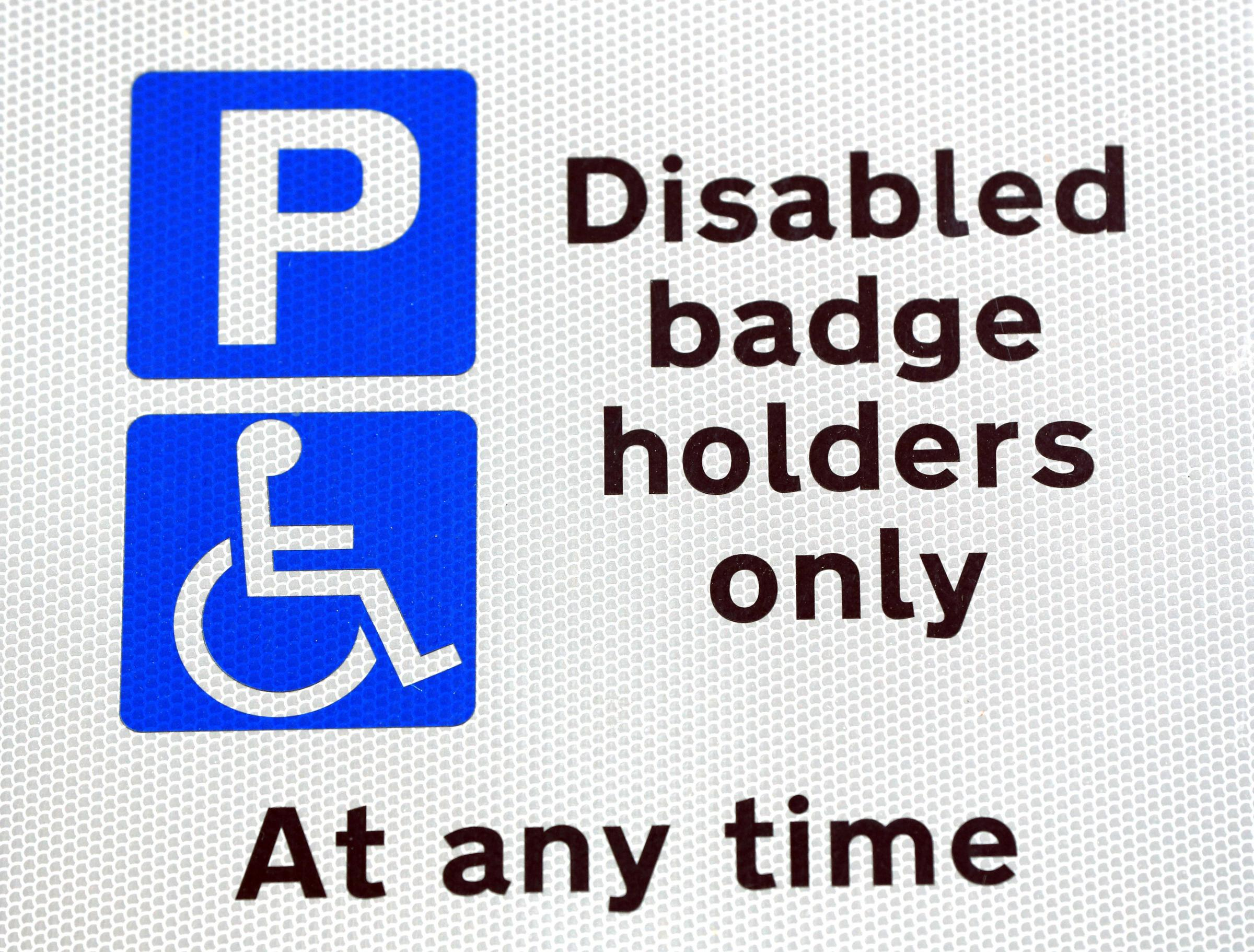 People with hidden disabilities can now apply for blue badge parking permits