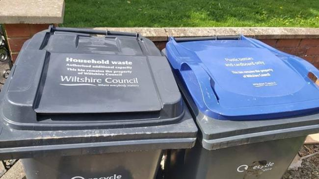 Recycling in Wiltshire