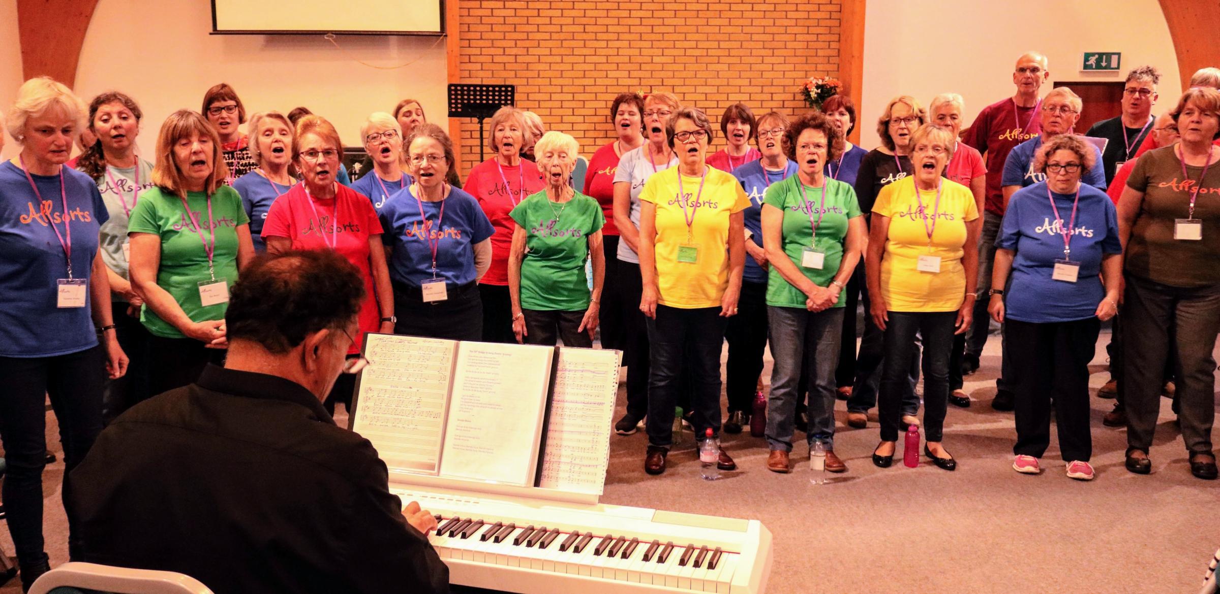 Chippenham choir back for new season