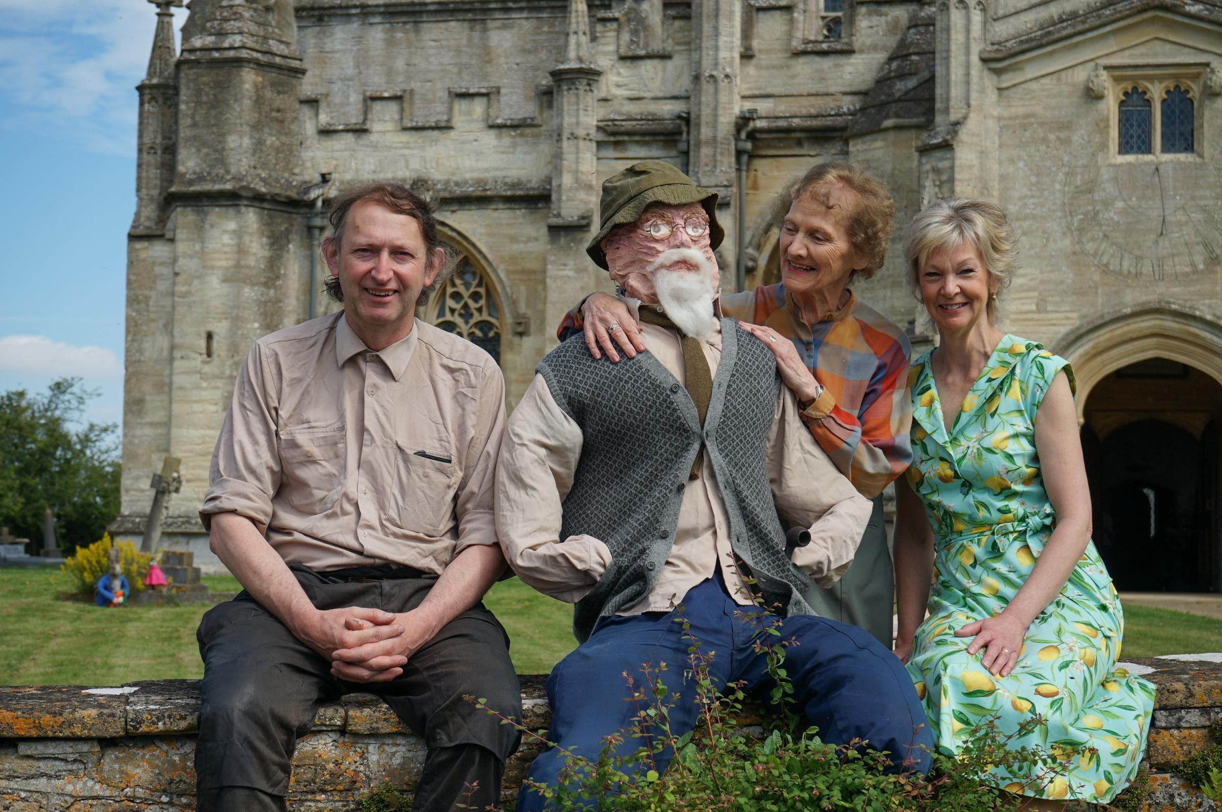 Look out for Peter Rabbit at Steeple Ashton harvest festival - and some of the other Beatrix Potter characters