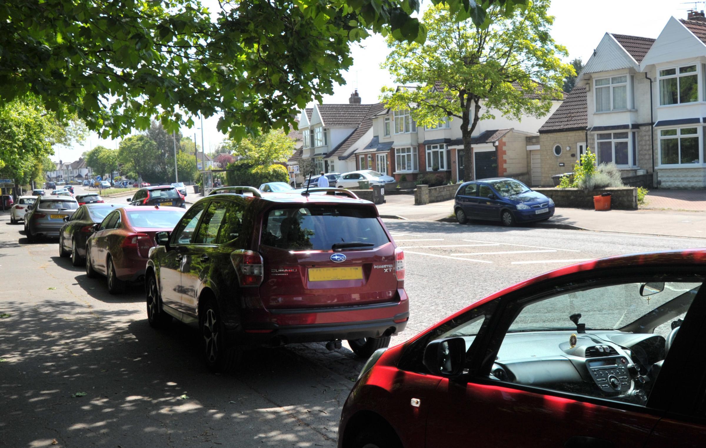 Melksham Without Parish Council backs a ban on pavement parking