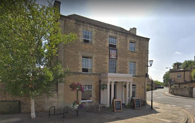 The Methuen Arms in Corsham