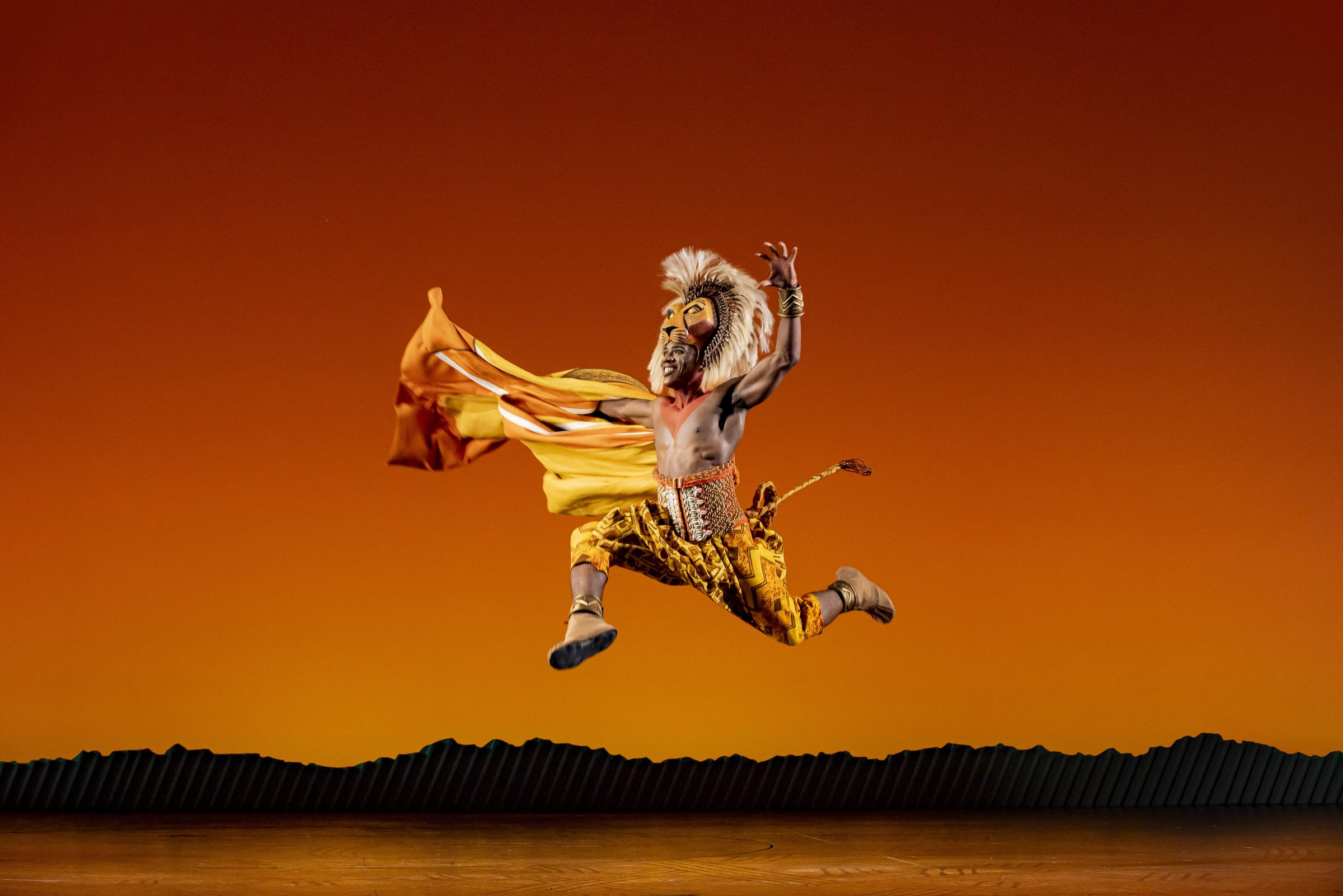 Rhythm of Africa brings magic of The Lion King to life