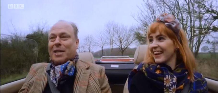 BBC's Antiques Road Trip newbie suffers loss to veteran valuer James Braxton