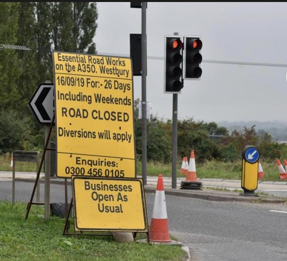 A350 road works: how have you found commenting this week?