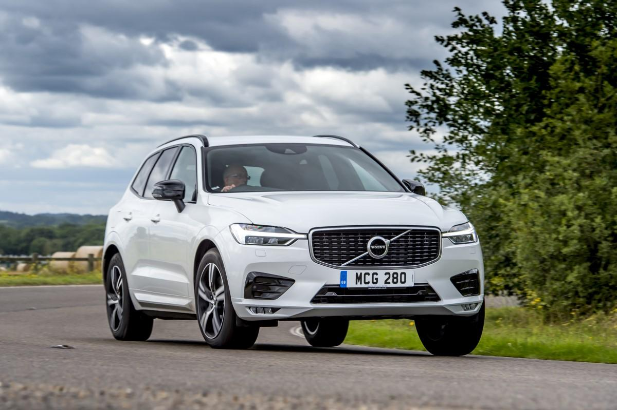 First Drive Of Volvo S 2020 Models Wiltshire Times