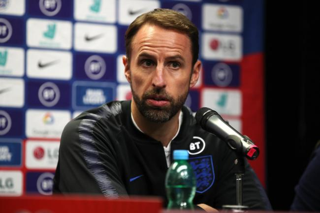 England manager Gareth Southgate was speaking ahead of the matches with the Czech Republic and Bulgaria