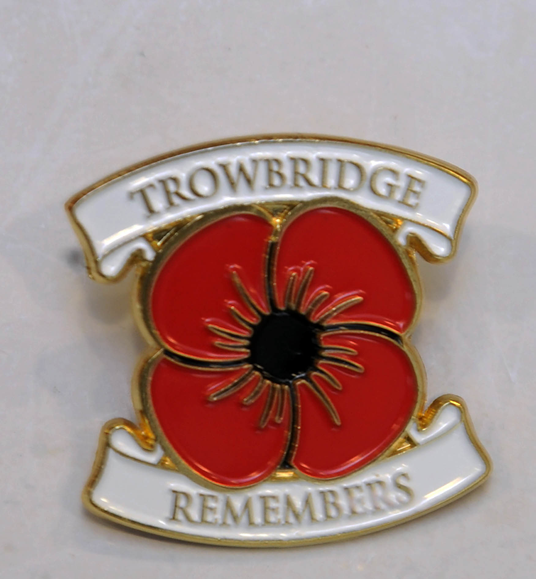 Special edition Trowbridge poppies launched