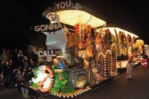Fifty floats in next Saturday's Warminster Carnival