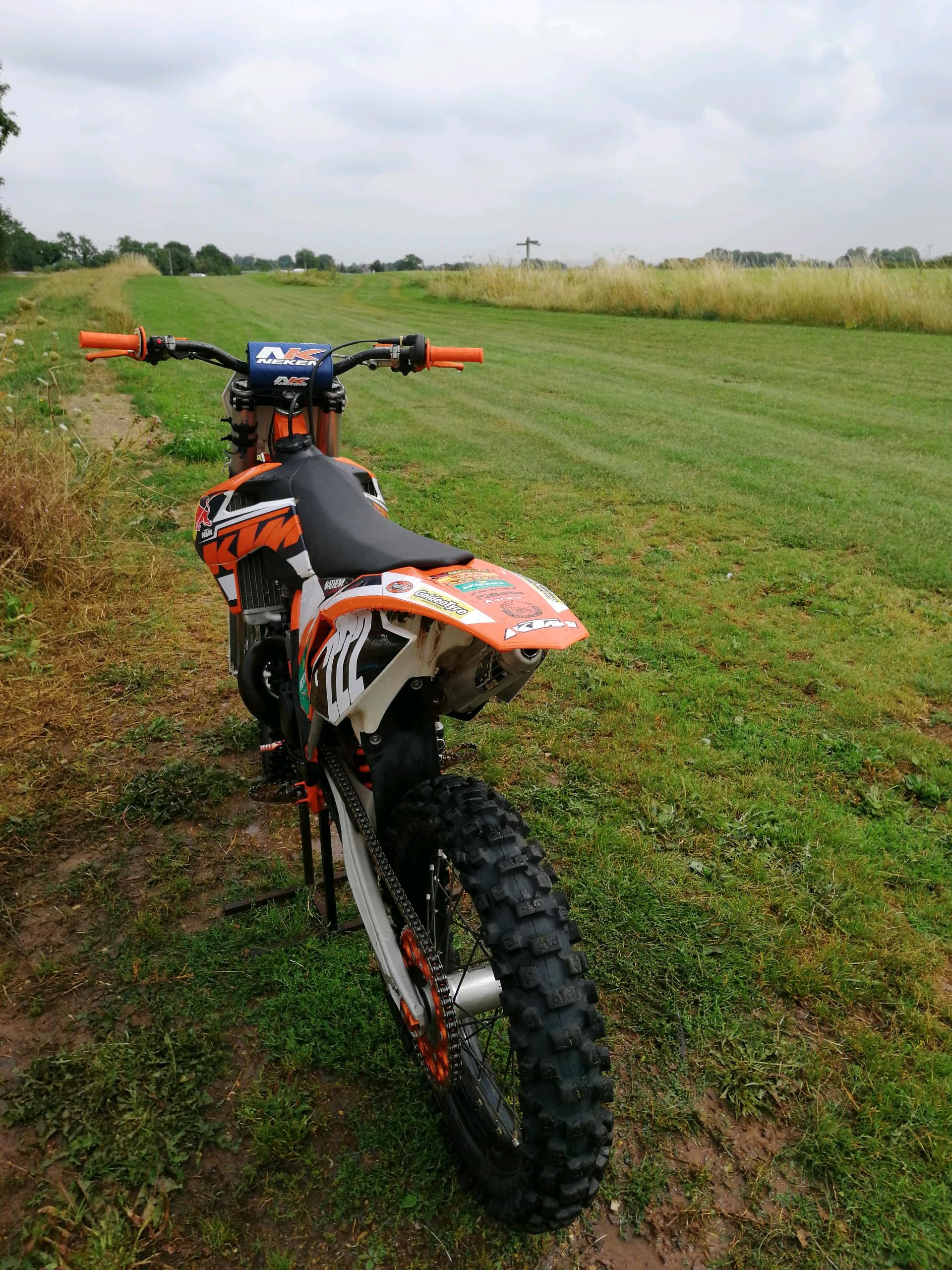 Distinctive motorbike stolen - can you help police enquiries?