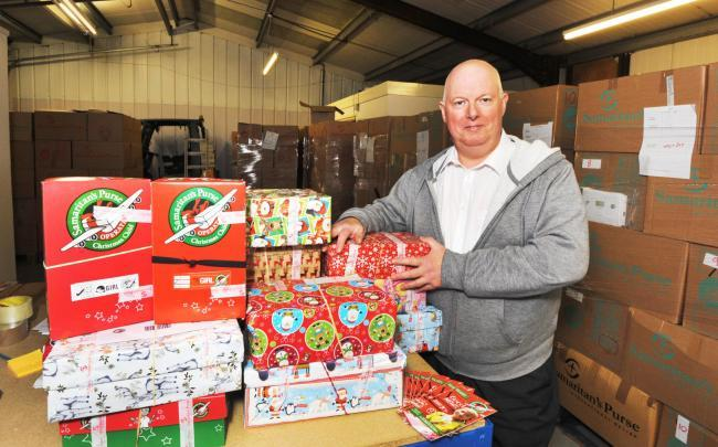 Get your shoeboxes ready for the gift of giving