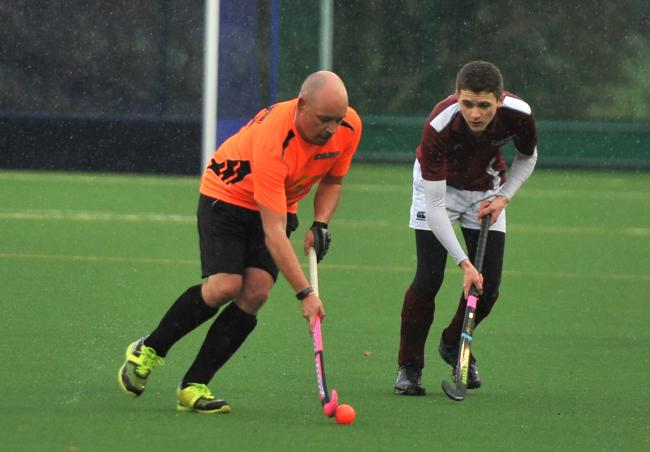 Hockey, Swindon B v Corsham at The Deanery Academy..Pic - gv.Date 9/11/19.Pic by Dave Cox...