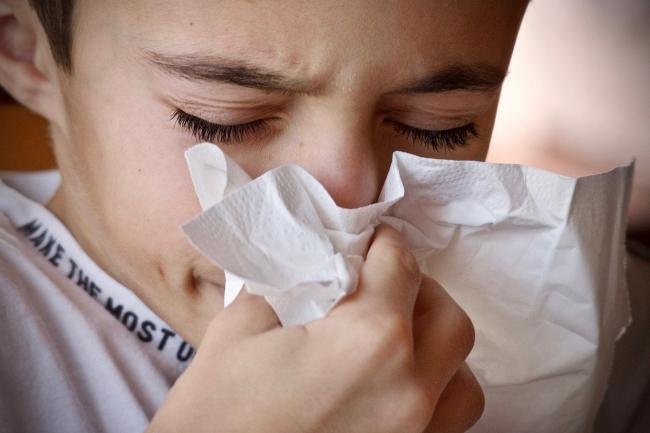 SNEEZE: This is how long you're contagious after recovering from Covid-19. Picture: Pixabay