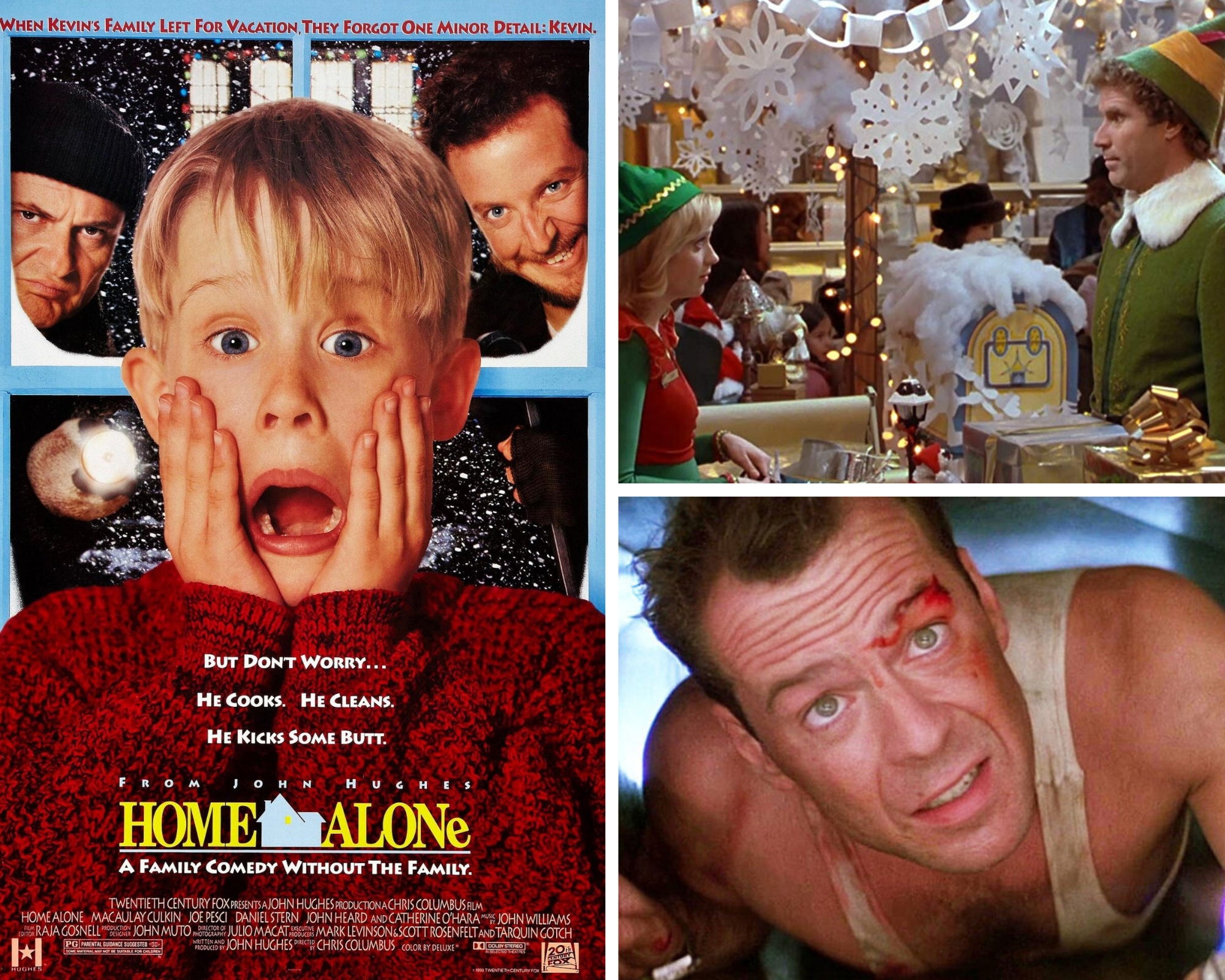Christmas films to watch at the cinema including Home Alone