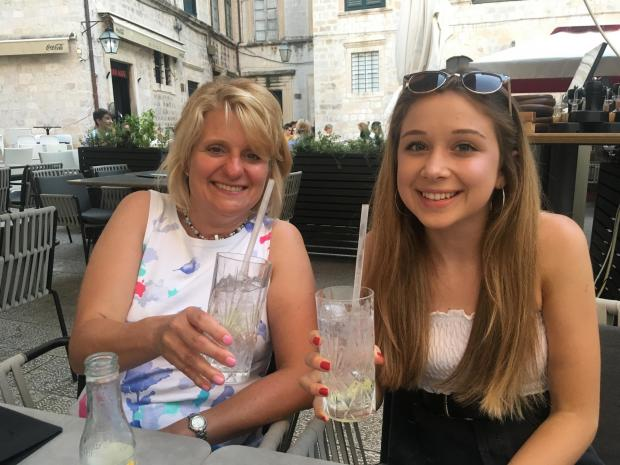 Wiltshire Times: Carole and Ellie Gould