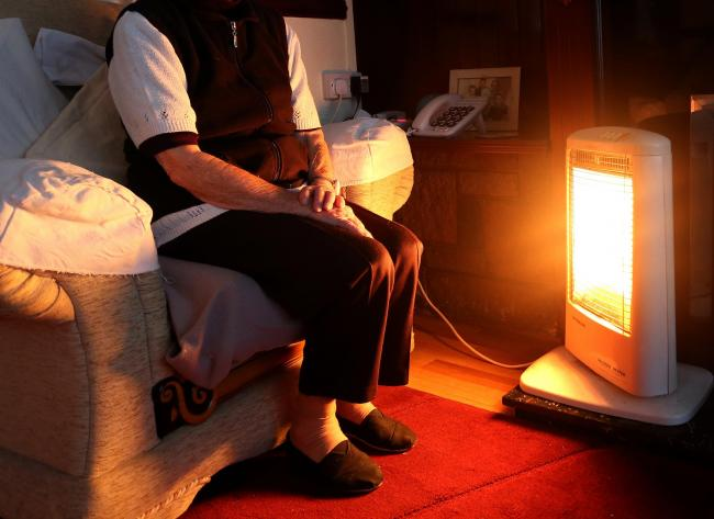 Fewer Wiltshire pensioners receiving help to heat homes over winter