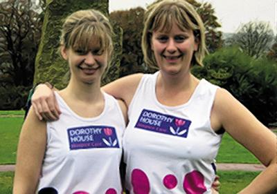 Woman From Corsham Goes Dotty For Marathon Challenge Wiltshire Times