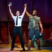 Marvellous musical with Mormons, men and more than you might have bargained for!