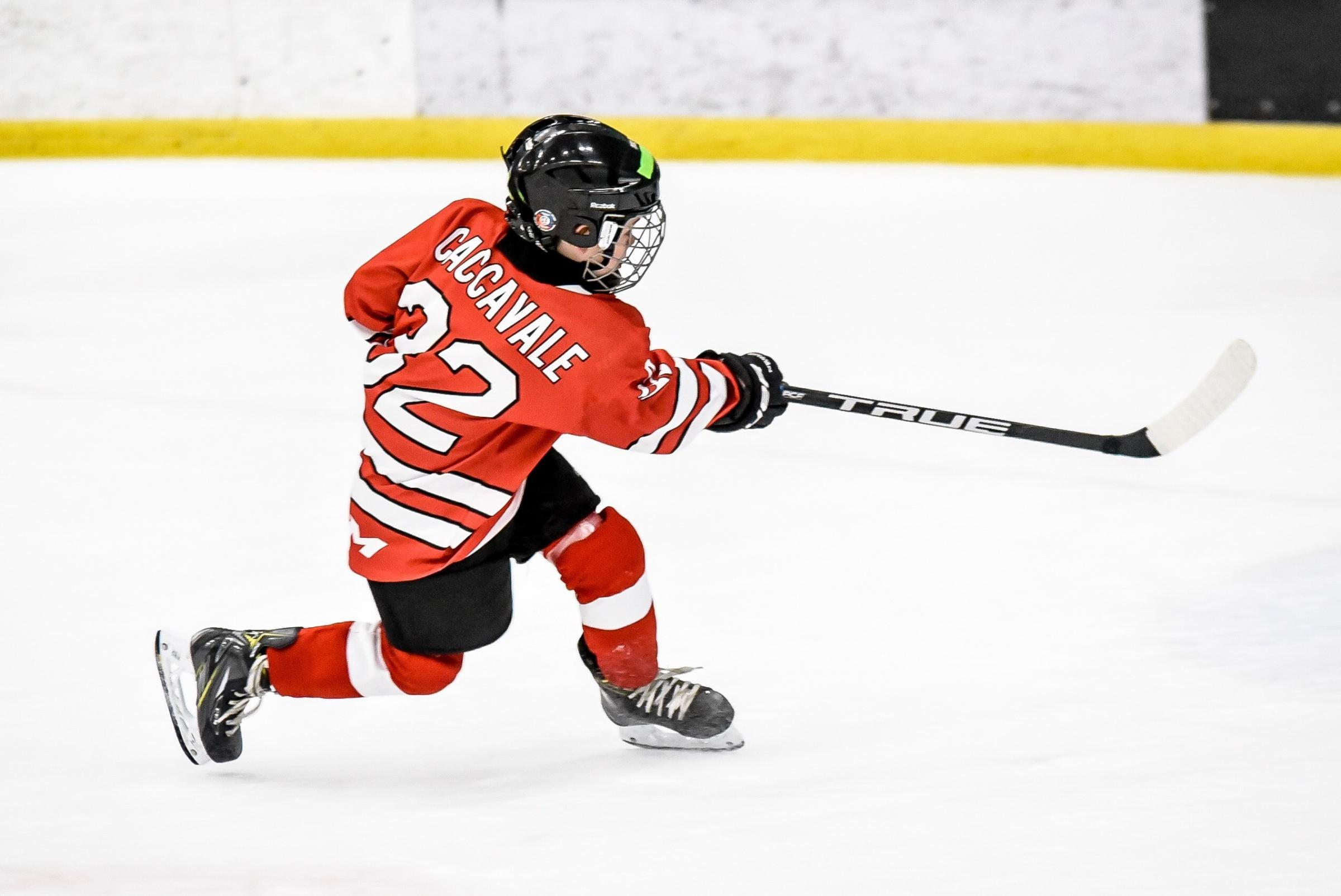 Chippenham schoolboy gets his skates on ready for Canadian tournament