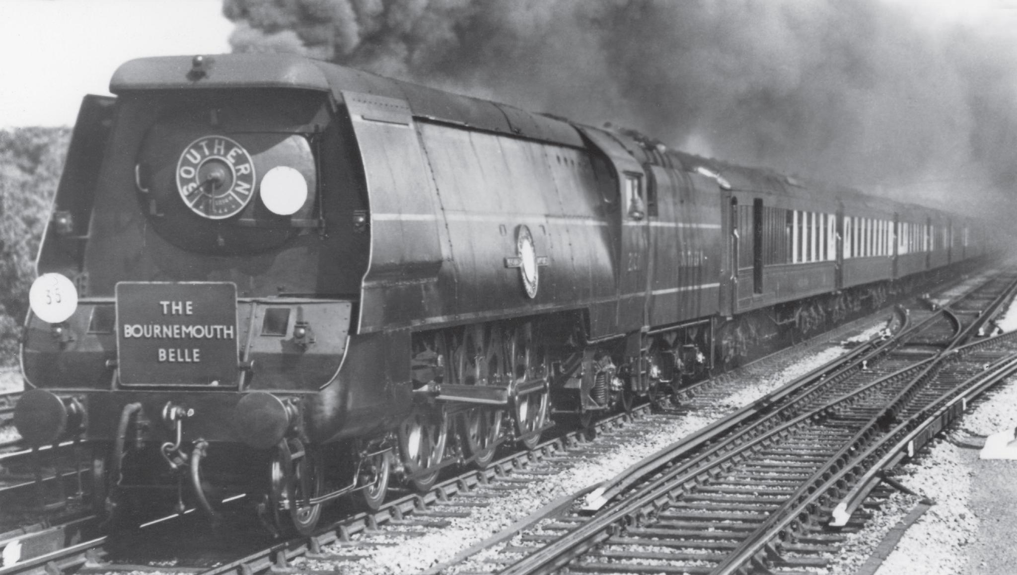 All aboard the luxury train taking a look back through time at the emergence of luxury railway travel