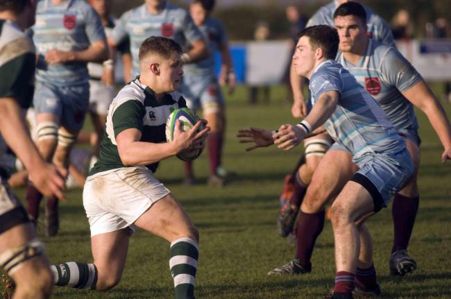 Dorset & Wilts U20s will take on Hampshire this weekend at Trowbridge RFC Picture: Idris Martin