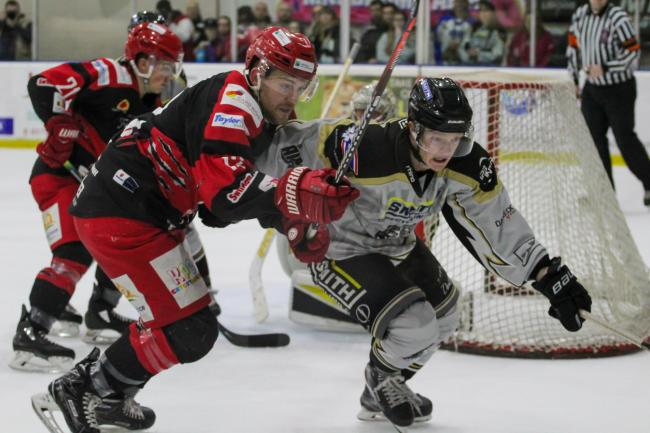 Swindon Wildcats v MK Lightning