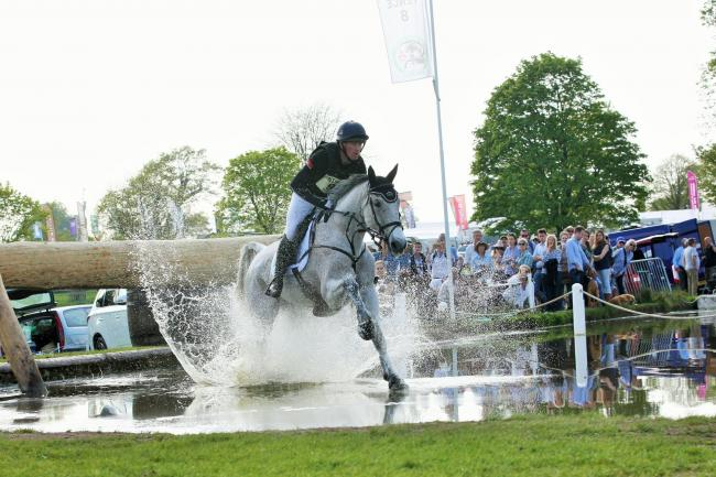 Cancelling the Badminton Horse Trials would cost the local economy millions of pounds. Picture: Tim Crisp.