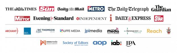Wiltshire Times: CAMPAIGN: Newsquest Media Group has backed a nationwide campaign supported by news publishers including Archant, DC Thomson Media, JPI Media and Reach.