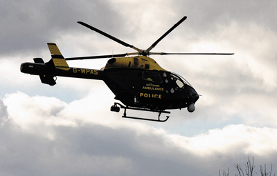 Nowhere to hide in Wiltshire as police chopper is upgraded