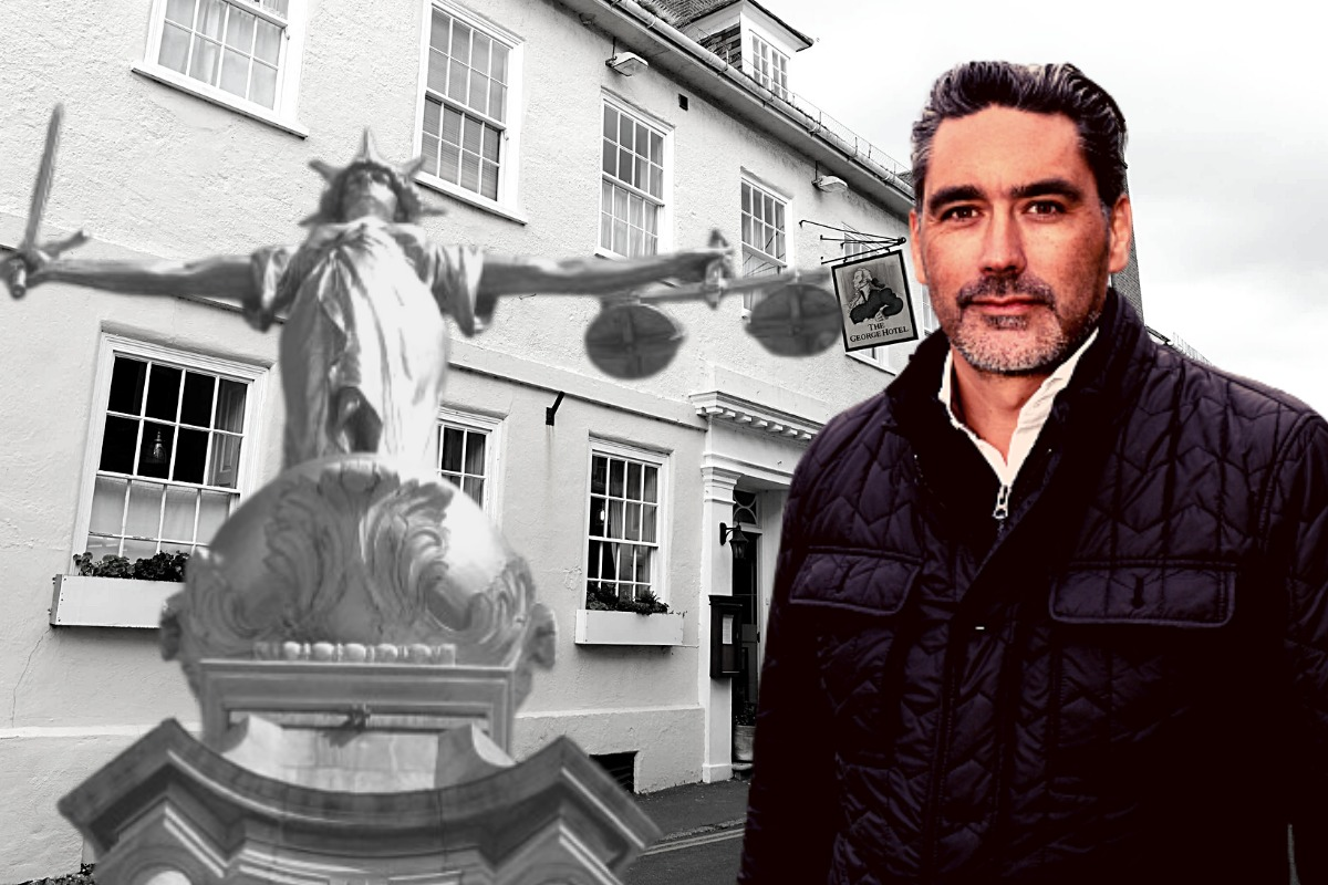 Celebrity nightclub owner ordered by Swindon judge to pay £35,000 to MP's ex-wife