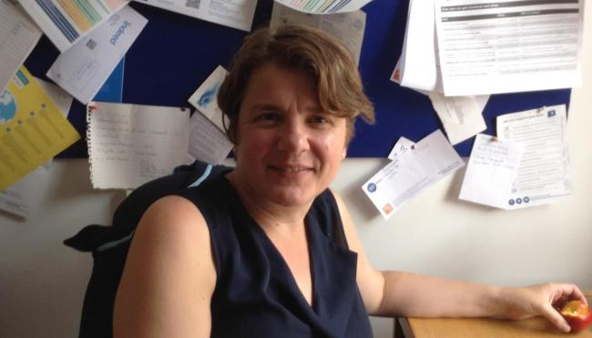 Wiltshire Citizens Advice Bureau chief executive Suzanne Wigmore says they have seen a 56 per cent rise in people seeking advice who have never contacted them before