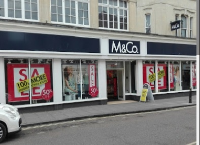 14 jobs go as M&Co cuts local stores