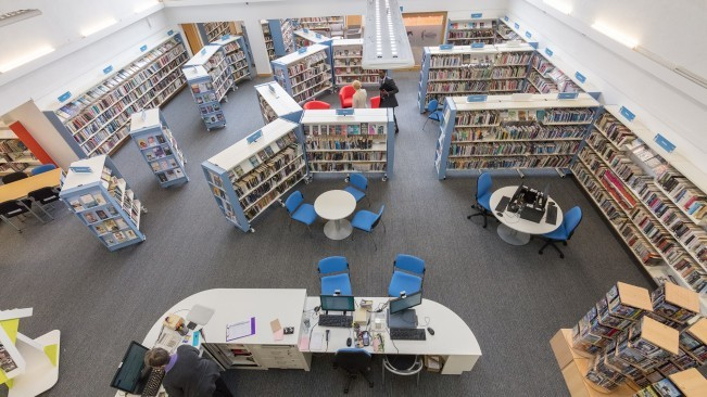 Residents 'delighted' that libraries are open with more to follow