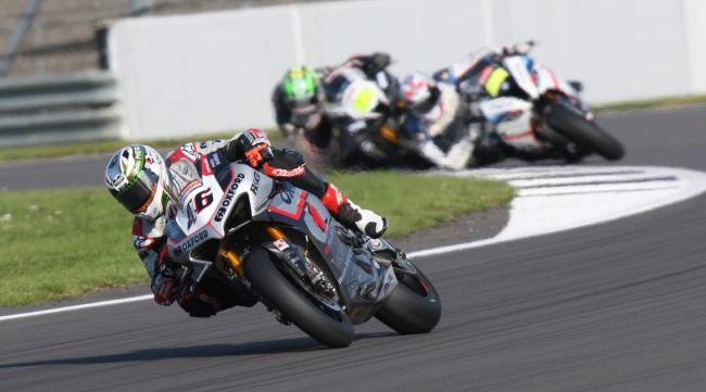 Tommy Bridewell in action at Silverstone Photo: Tim Crisp