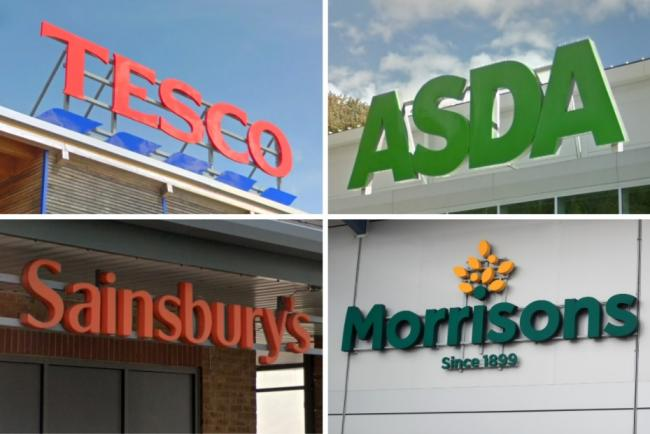Asda, Tesco, Aldi, Lidl, Co-op, Sainsbury's, Morrisons and Waitrose urgently recall items, Picture: Newsquest