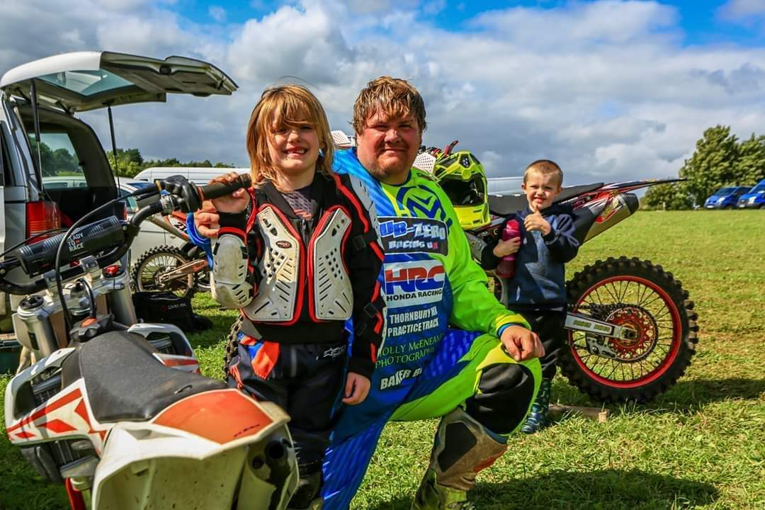 Motocross Bikes Stolen In Broad Daylight Wiltshire Times
