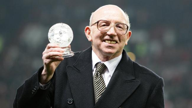 Nobby Stiles: 1966 England World Cup winner and former Man United player dies at 78. Picture: PA Wire