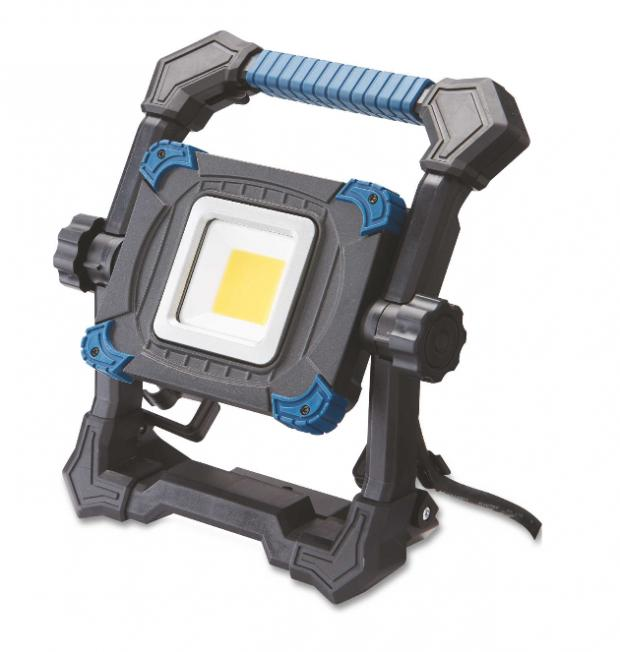 Wiltshire Times: Lightway 50W LED Work Light. (Aldi)