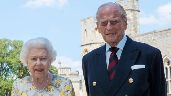 Prince Philip remains in hospital with infection, Buckingham Palace confirm. (PA)