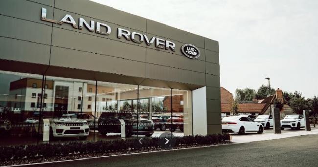 Dick Lovell Jaguar and Land Rover dealership