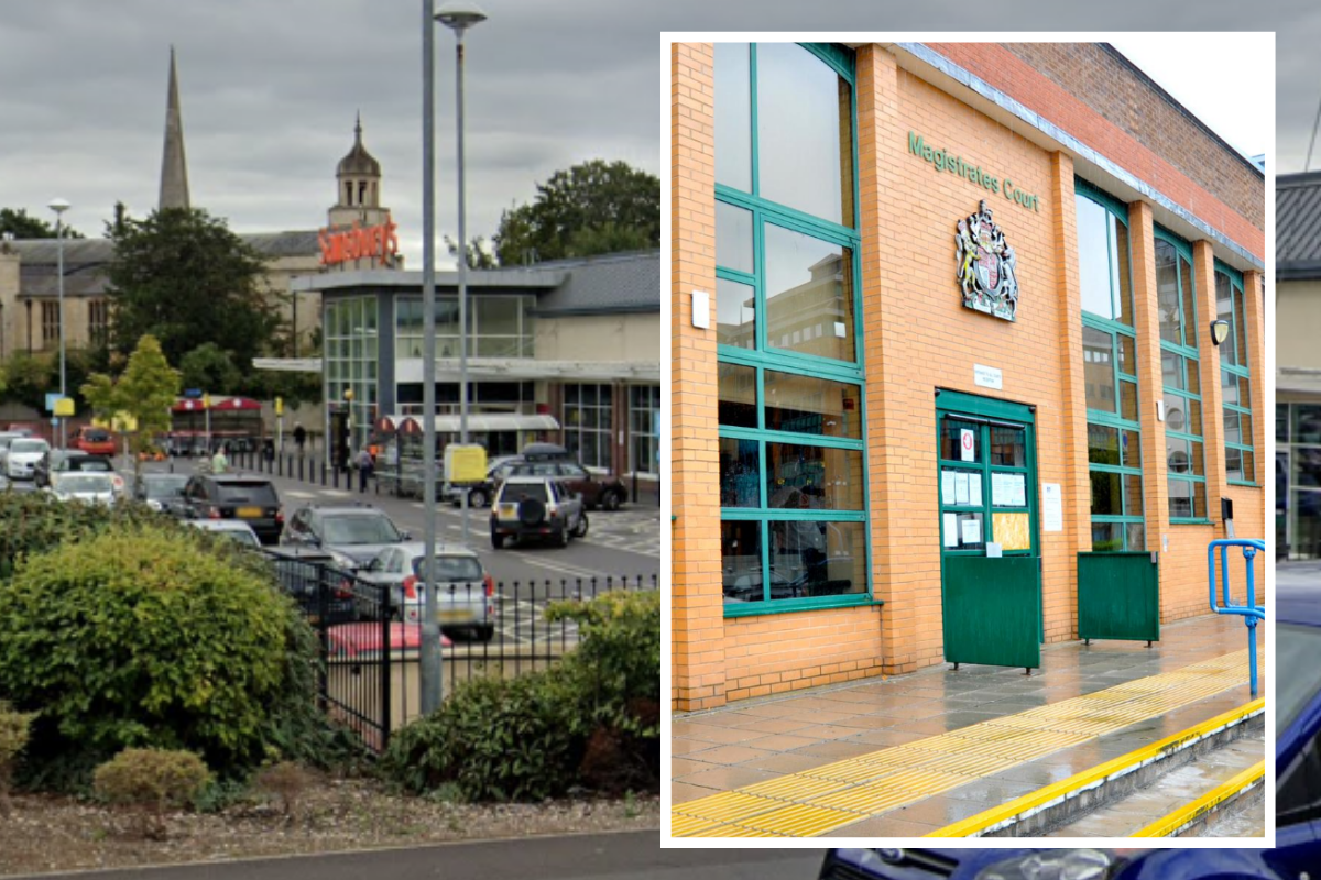Shoplifter threatened to stab Sainsbury's worker with needle